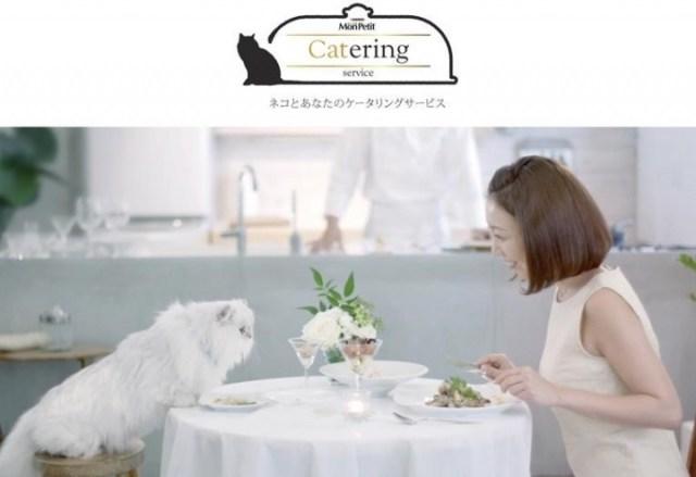 愛猫のためのケータリングサービス「Catering(キャッタリング)」登場!! だがしかしツッコミどころが満載な件