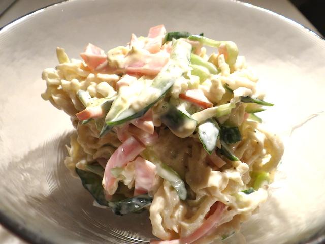 乾物とヨーグルトって…合う!? NHKあさイチで紹介された「切り干し大根ヨーグルト戻しサラダ」を半信半疑で作ってみた!