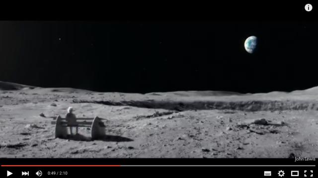 【思わずホロリ】イギリスの百貨店ジョン・ルイスのクリスマス広告「Man on the Moon」がグっとくる☆
