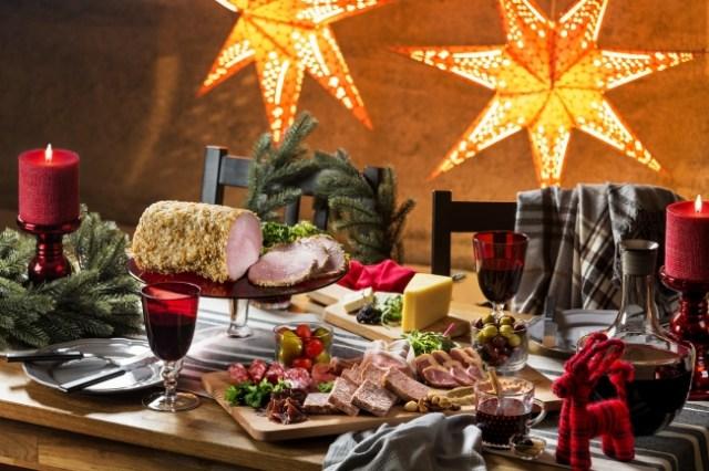 「鹿の生ハム」「カモのスモーク」などレアなお肉が盛りだくさんで500円!? イケアのクリスマス限定メニュー&食べ放題がステキすぎるぅ!