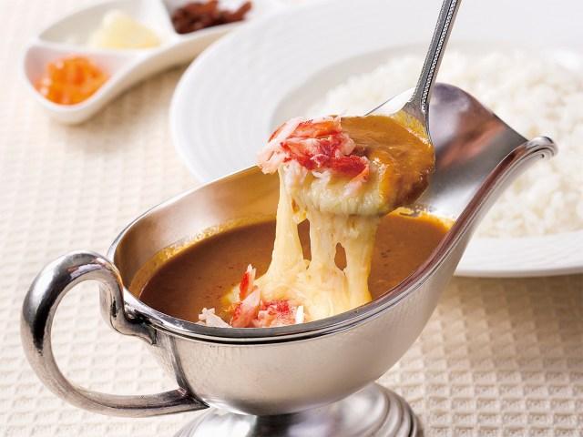 カニにチーズがトロ~リからんだカレーがたまらん…!!「たらば蟹フェア」が洋食レストラン「オリーブハウス」で開催だって!