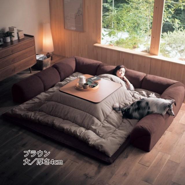 「日本には最高のベッド『kotatsu(コタツ)』がある」と海外で話題に! ちなみにイランにもそっくりの暖房器具があるらしいゾ