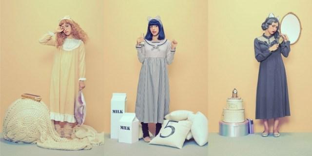 お部屋で猫コスを楽しんじゃお☆ 3種類の猫を擬人化した「猫耳ヘアバンド付きナイティドレス」が登場したよ!