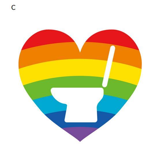 香川県の非営利団体が「どんな性別でも使える」トイレマークを公募! 選ばれし11作品への一般投票を受け付けているよ
