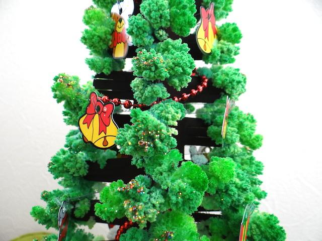 【これも母性愛?】自分でクリスマスツリーを育ててみたら…なんだか不思議な感情がわいてきた!!