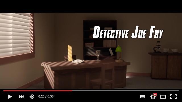 """【シュール】豪マクドナルドが制作したミステリー短編ムービーの主役は「フライドポテト」! 探偵も依頼人も全員 """"揚げたイモ"""" なんです"""