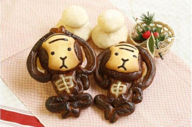 """ドンクの「干支パン」が可愛すぎるぅ! 東京から九州まで個性たっぷりの """"おサルさん"""" が登場しているよ♪"""