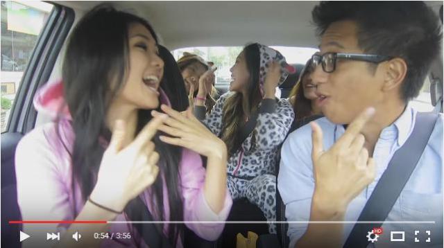 【指名したい】音楽を愛するUberドライバー・ジョナサンさんの車内がめっちゃ楽しそう! 乗客みんな超ノリノリです