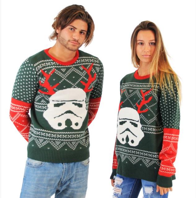 ダサすぎてむしろ着たい!! スターウォーズにXファイル…あの人気映画がくそダサいクリスマスセーターになっちゃった!