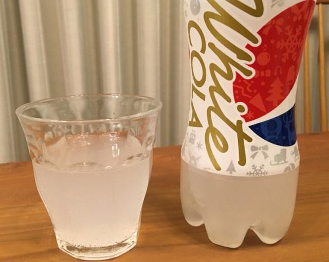 季節限定発売「ペプシホワイトコーラ」を飲んでみた! 予想を裏切る味に「なぜ美味しいと期待した?」と飲む前の私に説教したくなった…