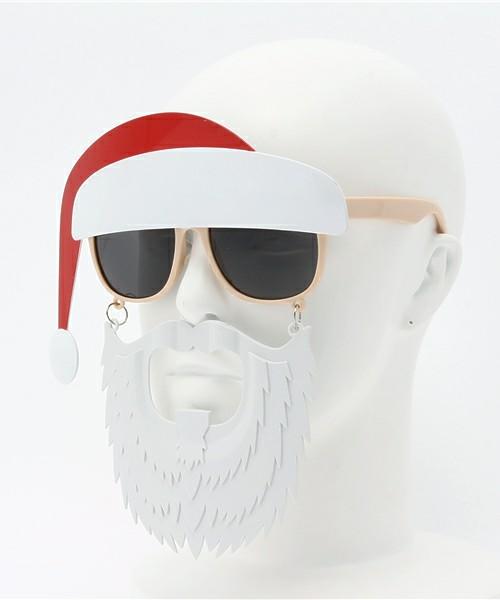 【売り切れ続出】ZOZOTOWNで発見!「サンタやトナカイになれるサングラス」が意外にも大人気なんだって!!