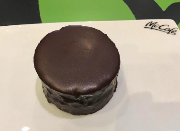 【期間限定】マックカフェの「ザッハトルテ」を食べてみた!! 3種の濃厚チョコがふんだんに詰まって360円は買ってみる価値アリ!