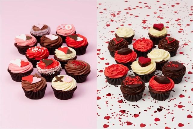 「ローラズ・カップケーキ東京」が本拠ロンドンで大人気の「バレンタイン限定カップケーキ」を発売するよ♪