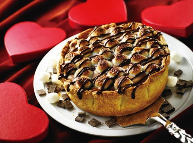 チーズタルト専門店「PABLO」にバレンタイン&ホワイトデー期間限定新メニューが登場! チョコチーズクリーム×チョコ×マシュマロのハーモニーにうっとり♡