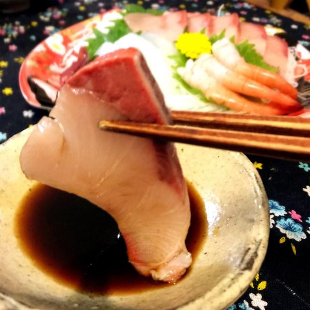 【すぐに作れる!】富山のます寿司屋さん直伝レシピで作る「煮切り醤油」が簡単ウマイッ☆ 家で食べるお刺身がグレードアップするよぉ〜!