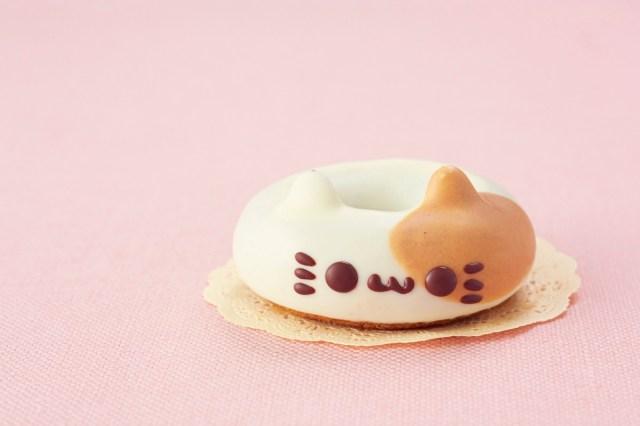 「ねこの日」にキュートなドーナツはいかが? イクミママから10種類のニャンコドーナツが発売されるよ!