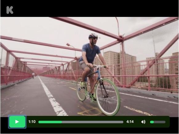 人にも環境にも優しいうえにオシャレ♪ 軽量かつ丈夫な竹素材の自転車『Pedal Forward』が素敵です