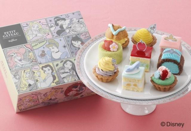 可愛すぎてどうしましょう! 銀座コージーコーナーの「ディズニープリンセス・プチケーキセット」に胸キュンが止まらない♪