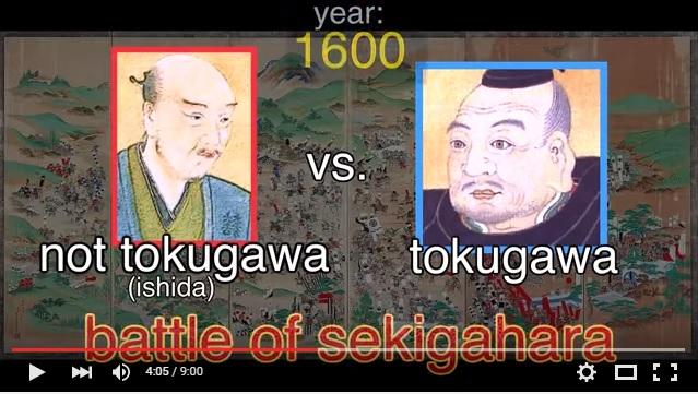 えっ、これ外国人が作ったの!? 「9分でわかる日本史動画」がちょっと笑えるけどめちゃんこ上手にまとまっててタメになる!