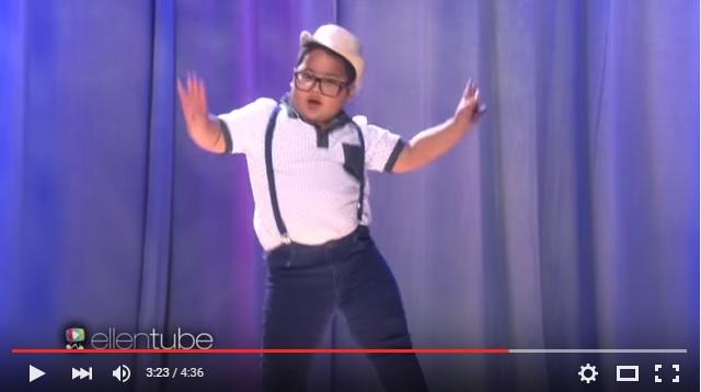6歳の天才ダンサーあらわる!! ビヨンセの曲などに合わせてキレッキレのダンスを披露する少年に世界じゅうが注目!