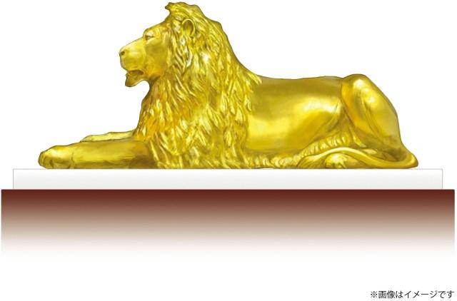 100万円均一の商品から漂う大物感! 「金のライオン像」「ラグビー部創設セット」「オリジナル胸像」など / 3月1日は日本橋三越に急いでね