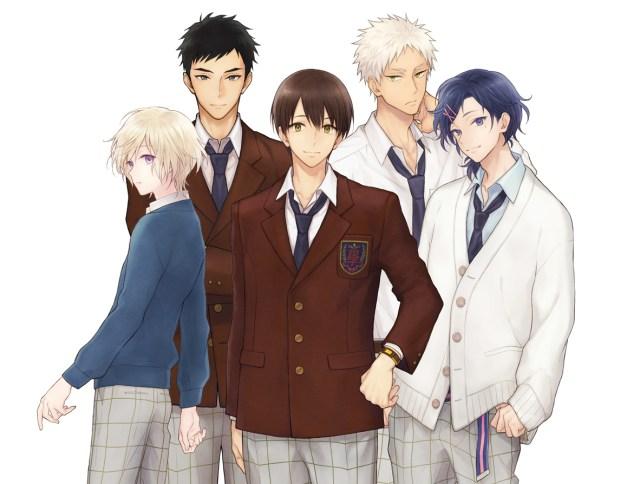ネットでジワジワ来てる「サンリオ男子」って知ってる? サンリオキャラ好きな高校生男子5人組の青春にキュンと…来る!?