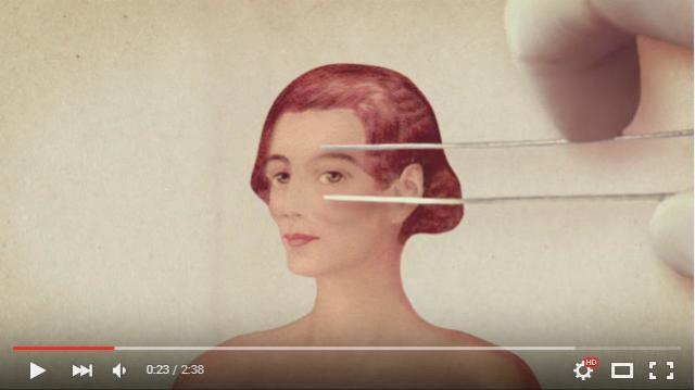 整形手術がどんどんエスカレートした結果…? 美に翻弄される女性を描いたアニメーション『Supervenus』が衝撃的!