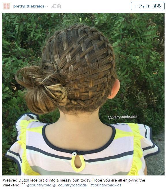 """「ママが娘の髪を編みこみ♪」その美しさが神業的アート! 世界にはこんなにも多くの """"編みこみ"""" スタイルがあったのね"""