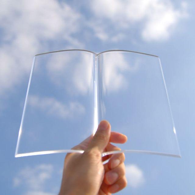 「本の上に置いて使う本」BOOK on BOOKが美しい! 本そのものが持つ魅力を最大限に引き出してくれるのです♪