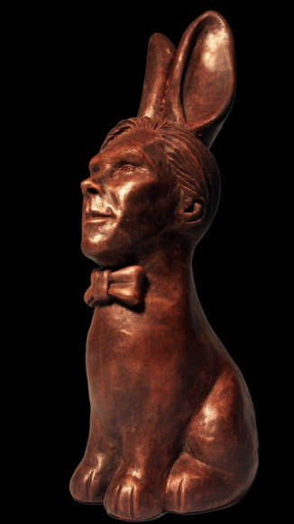 【愛おしい】ベネディクト・カンバーバッチがイースターのウサギに大変身!? 一風変わったチョコレートがイギリスで大人気のようです