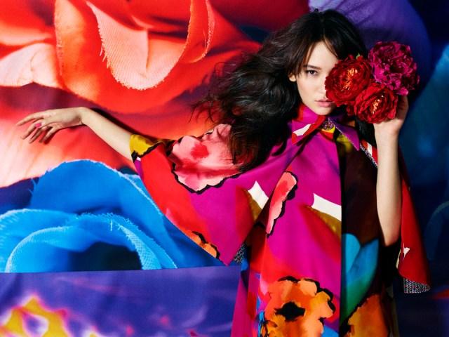 表参道ヒルズ10周年記念! 蜷川実花さんが初のファッションフォト写真展「FASHION EXCLUSIVE」を開催