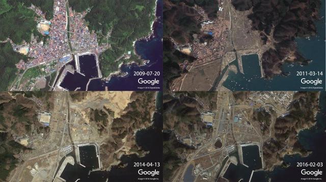 東日本大震災発生からもうすぐ5年…被災地の今を知ることができるストリートビュー「東日本大震災デジタルアーカイブプロジェクト」