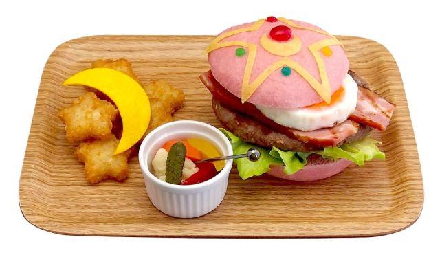 セーラームーンの「ちびうさカフェ」が失神レベルのかわいさ! 「天空のミラクル・ロマンスパフェ」とか食べてみたすぎるううぅぅうう!