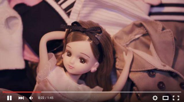 リカちゃんがアリアナ・グランデになりきってる! 大ヒット曲「フォーカス」の日本版ミュージックビデオがチョーかっこいい!!!