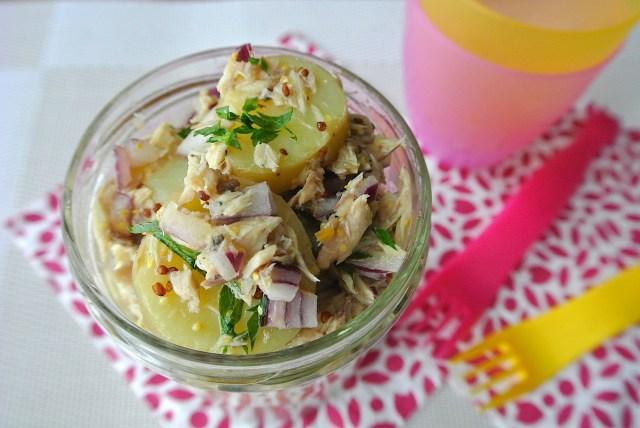 3月8日は「サバの日」!サバ缶で作るかんたんフレンチ風ポテトサラダを紹介するよ♪