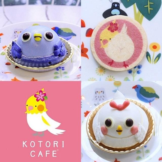 「めんトリ」コラボケーキも登場! 鳥好きが集まる「鳥フェス ~インコとフクロウ大集合!~」が池袋で開催されるよ