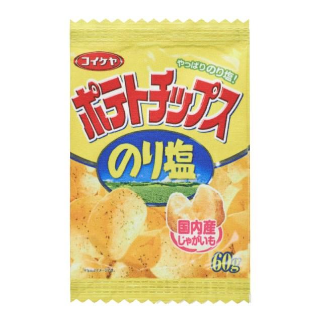 コイケヤのスナック菓子がガチャガチャに!? と思いきや…とびきり可愛いポケットティッシュケースなのだ☆