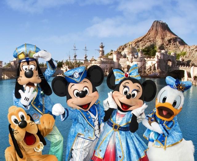 【行かなきゃ♪】東京ディズニーシーが15周年記念イベントを開催! 4月11日からオリジナルグッズが先行発売されるよーっ!