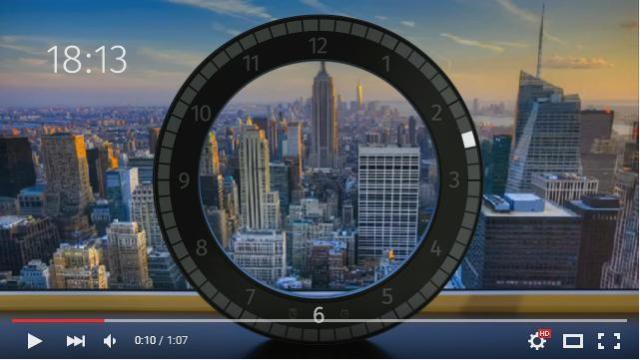【シンプルイズベスト】盤も秒針もない! 輪の形状が美しい「景色を切り取ることができる」時計