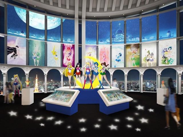「美少女戦士セーラームーン」初の展覧会が六本木ヒルズで開催! その中身がちょこっとだけ明らかに…!!