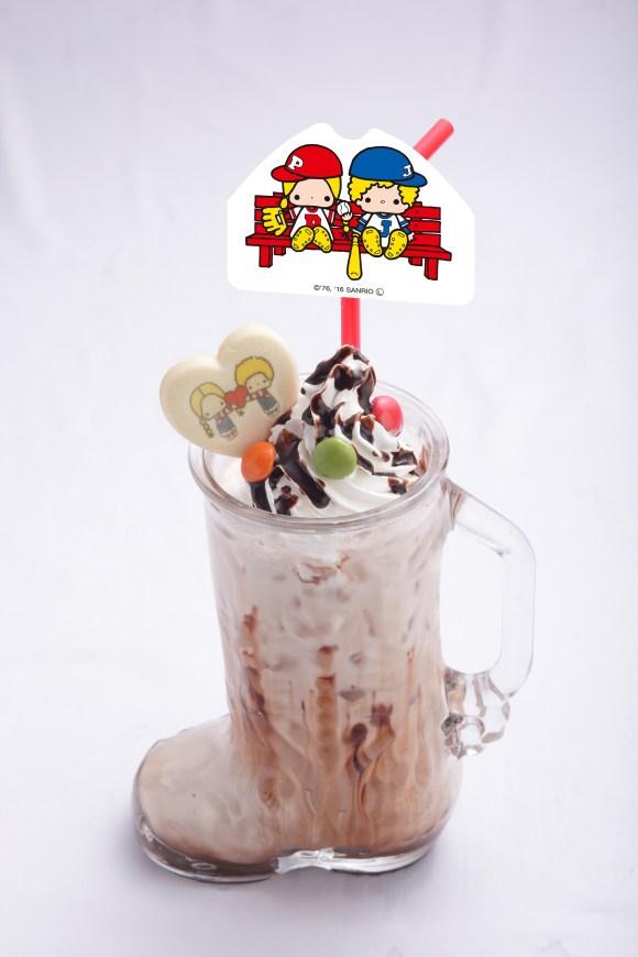チョコチョコミルク