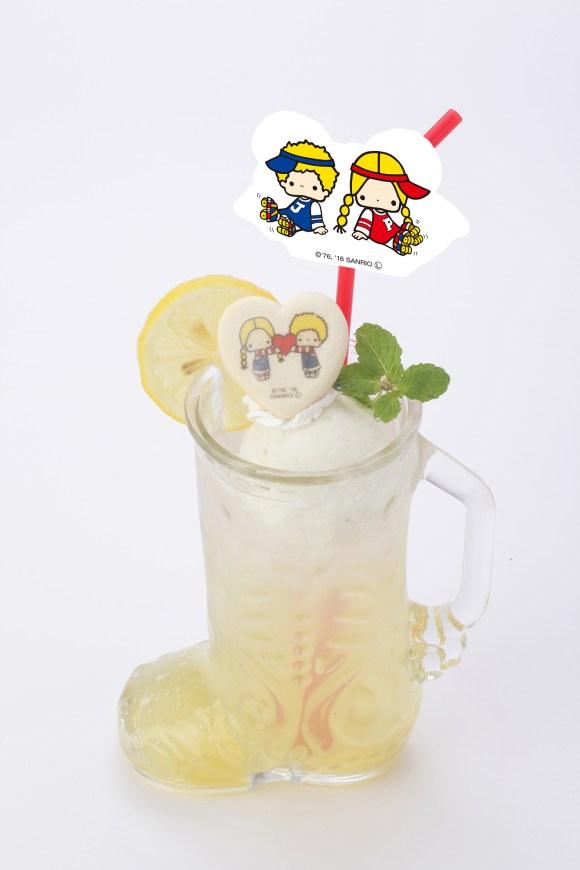 初恋のレモンソーダ