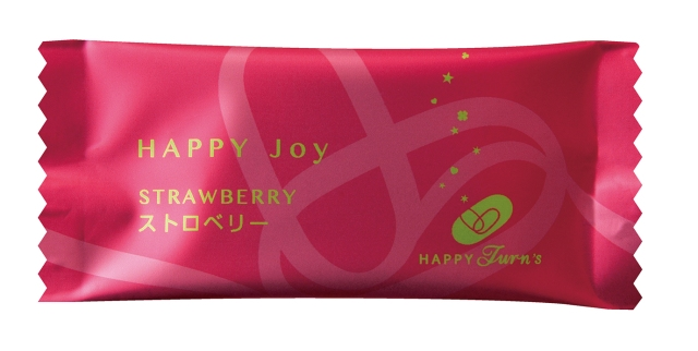 HAPPY Turn'sに春色「抹茶ラテ」&「ストロベリー」が春夏限定で登場! 愛らしい春色でハッピーを満喫しよう♪
