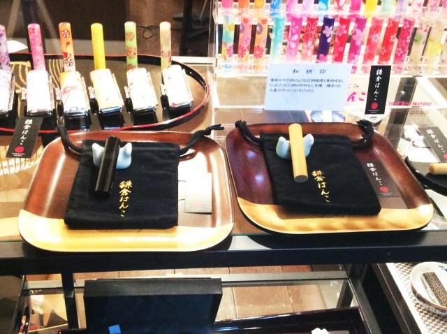 【いざ、鎌倉】鎌倉のはんこ専門の「はんこ教室」が人気!リーズナブルな値段で「一生ものの手作りはんこ」が作れちゃうよ!