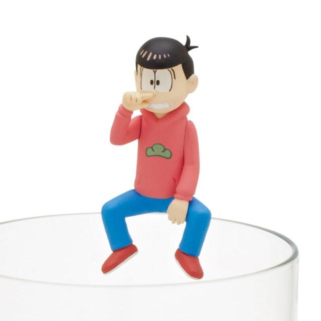 【ずっと待ってた】大人気『おそ松さん』がようやくコップのフチに降臨! いつでもどこにでも連れていくことができるよ♪