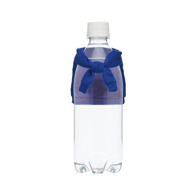 自分のボトルに着せて目印に♪ カーディガンを羽織ったシャレオツなボトルマーカー「ボトルプロデューサー」がマジ可愛い!