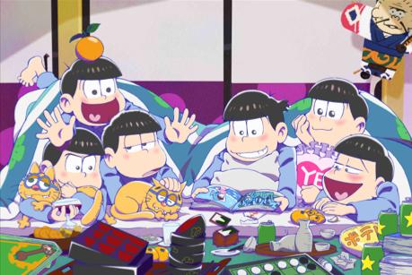 松野家6つ子の家に泊まれちゃう!? 『おそ松さん』の世界観を再現したコラボルームがサンシャインシティプリンスホテルに登場!