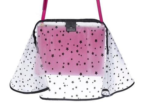 かわいくて機能的☆ハンドバッグ専用レインコートが海外で話題に / 梅雨の時期もお気に入りのバッグで快適に過ごせそう!