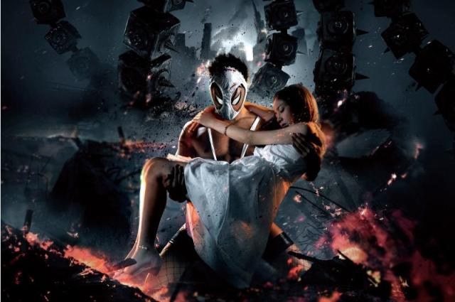 想像以上にオシャレでハイセンス! 映画『HK/変態仮面 アブノーマル・クライシス』のエンディング映像が公開されたよー!