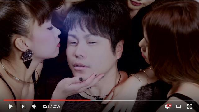 ノンスタ井上がグラミー賞歌手の日本版MVに出演! イケメンに扮してセクシーな魅力を発揮 / ネットの声「鳥肌たった」